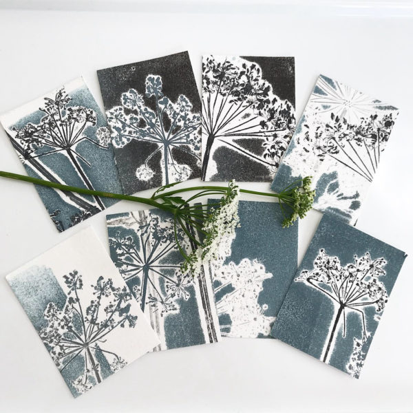Cow Parsely Prints